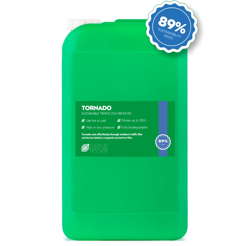 Sustainable traffic film remover (TFR) 12.5L - Clean By Nature