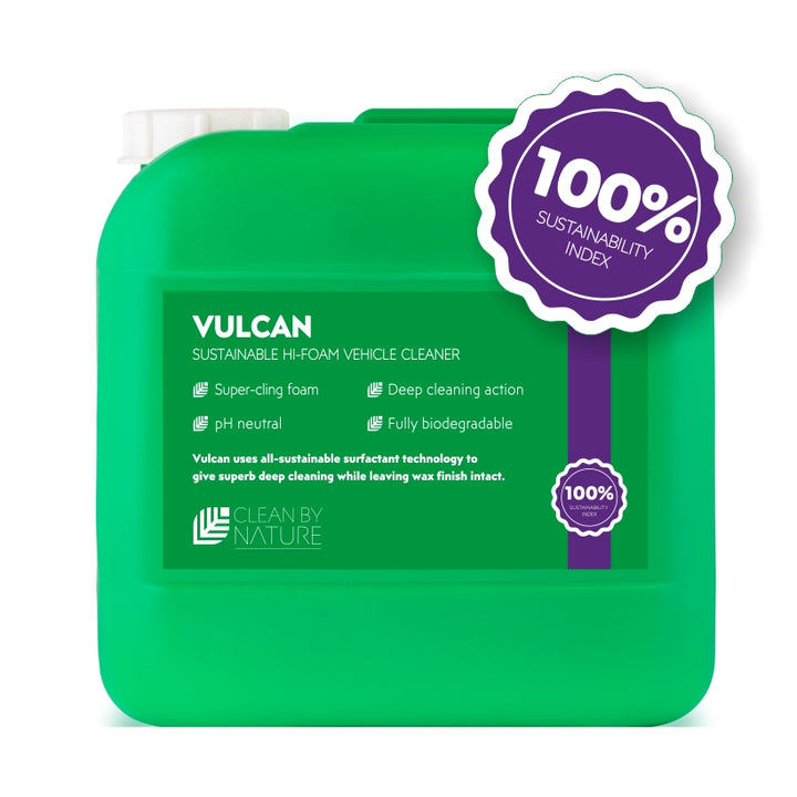 100% Sustainable high-foam concentrate 6L - Clean By Nature