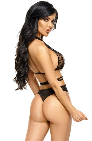 Aliyah Teddy, Black