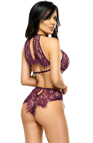 Jordana Teddy, Purple