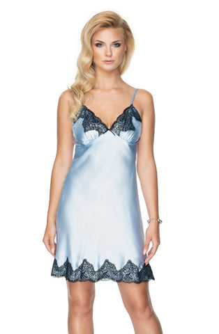 Juniper Nightdress, Blue