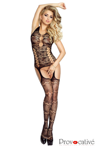 Image of Lace Bodystocking