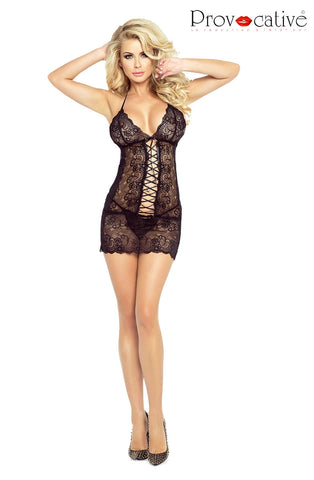Image of Code Interdit Chemise, Black