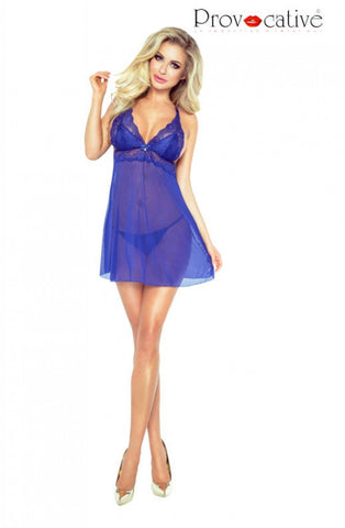Candymoon Babydoll, Blue