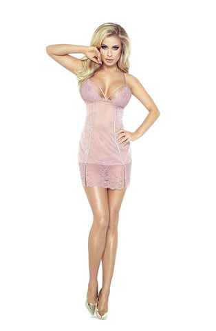 Image of Sensuelle Venice Chemise, Cameo