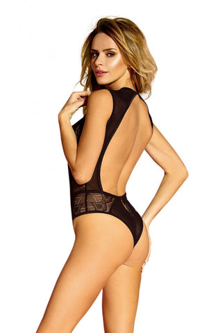 Image of Sheer Lace Teddy