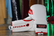 SALE: 16oz IMF (One Available) Boxing Gloves White Red