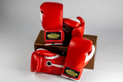 Alien (Red) Boxing Gloves