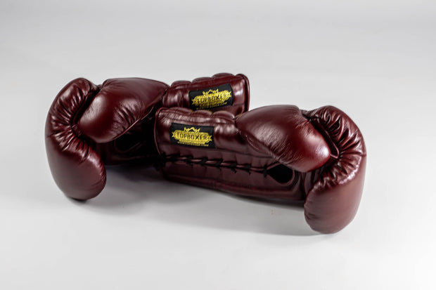 Old School Boxing Gloves 16oz