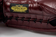 Old School Flores Boxing Gloves 16oz