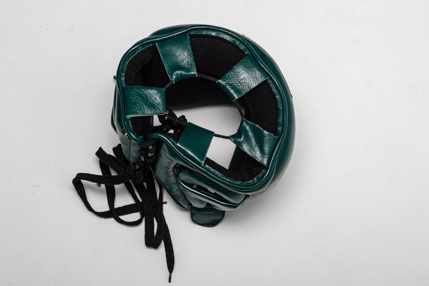 Facesaver Headguard (Green)