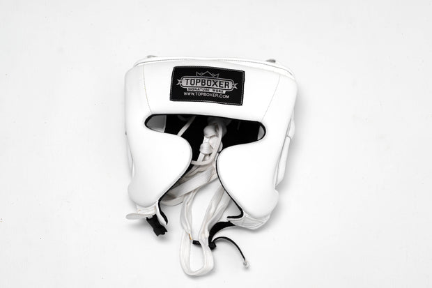 Gladiator Headguard (White)