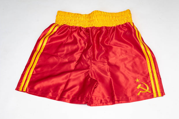 Ivan Drago Boxing Shorts