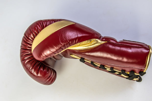 Win1 (Maroon) Boxing Gloves