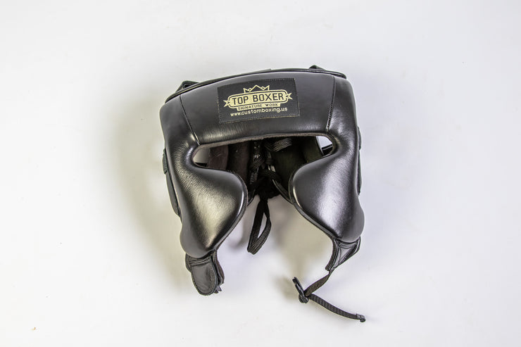 Gladiator Headguard (Black)