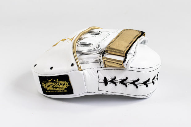 Mamba Mitts (White)
