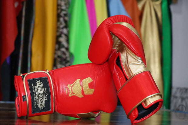 Win1 (Iron Man) Boxing Gloves