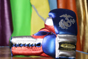 Marine (Blue) USMC Boxing Gloves