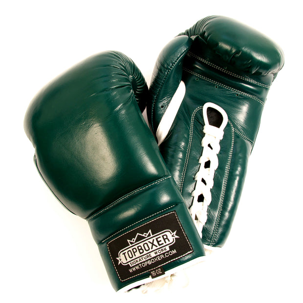 Win1 (Green) Boxing Gloves
