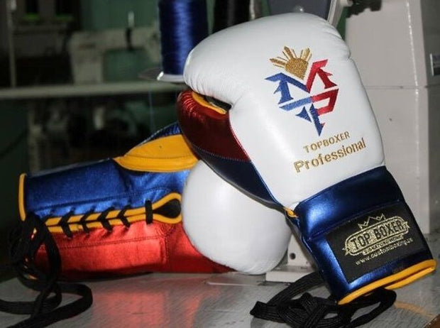 SALE: Win1 (Pacquiao Yellow) Boxing Gloves