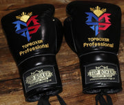 Pacquiao (Black Camo) Win1 Boxing Gloves