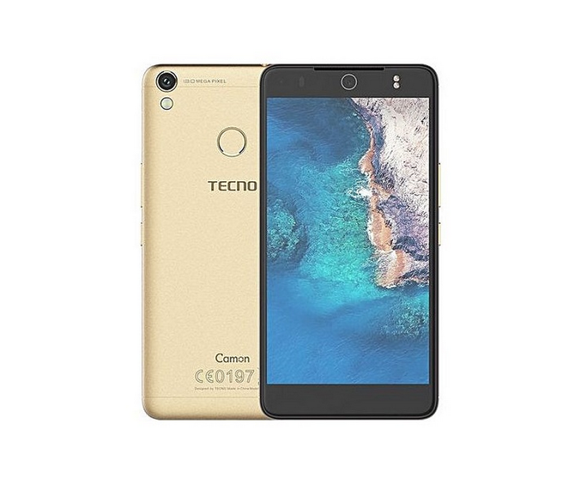TECNO Camon CX (C10) Dual Sim Android 7 0 Nougat with HiOS 2 0+Internal  Storage 32GB RAM 2GB+16 MP rear and Front camera+Finger Print sensor