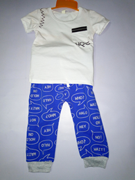 Complete Kids Pant with Top For Boys