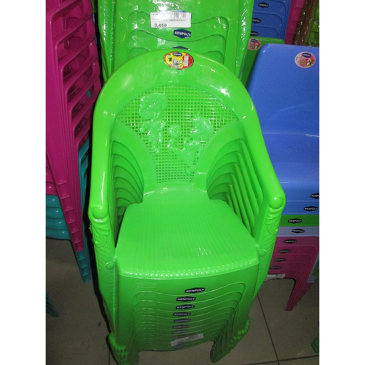 Ken Poly Plastic Chair