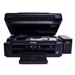 Epson L382 Multifunction Color Ink Tank System 3-In-1 Printer
