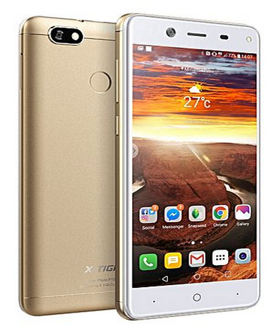 "X-TIGI P15- 5.5""- 16GB+2GB- 13MP- 4000mAh-Dual SIM-Fingerprint"