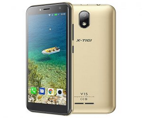 "X-TIGI V15- 5.0"" - 16GB+1GB- Android 8.1- 5MP Camera- Dual SIM"