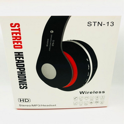 Bluetooth Wireless Stereo Rechargeable  Headphones
