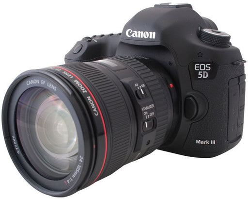 Canon EOS 5D Mark III DSLR(To be delivered in 15 days after order )