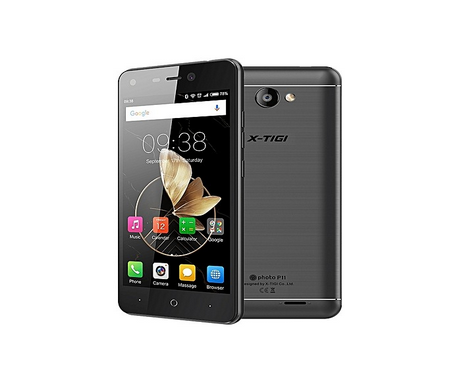 X-TIGI P11 Lite Dual SIM-2GB RAM, 16GB internal storage  8MP back camera+8MP front camera