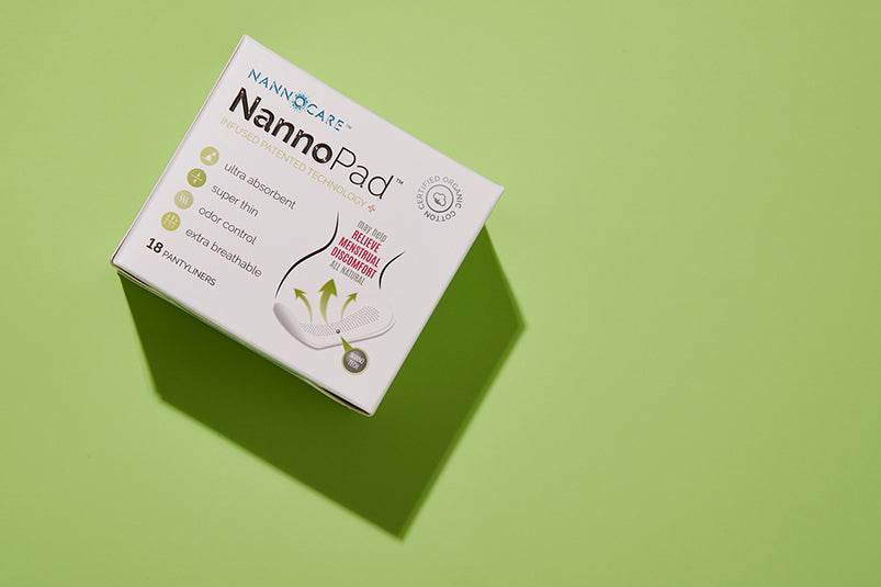 NannoPad™ Pantyliners