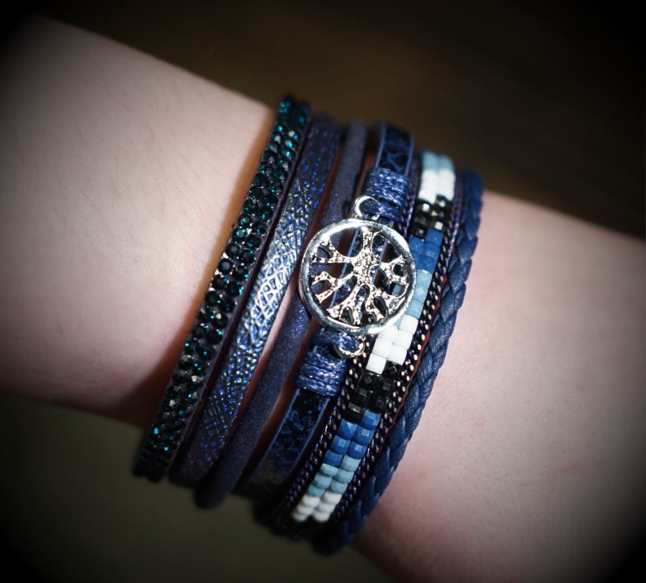 Women's Tree Of Life - Blue