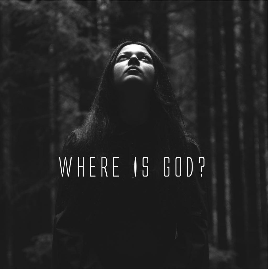 "UL Gospel Tract: ""Where Is God?"" (pack of 25)"