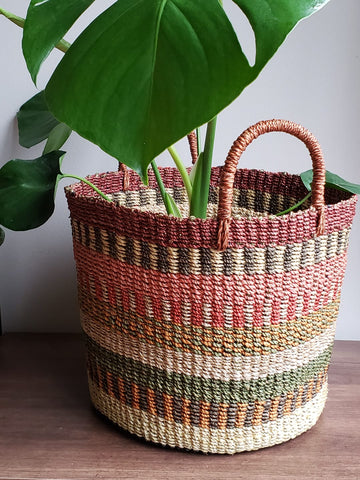 Aba Planter Basket 14 inch