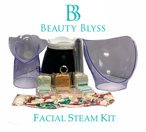 BeautyBlyss Facial Steaming Kit
