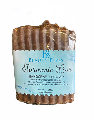 BeautyBlyss Clarifying Soap