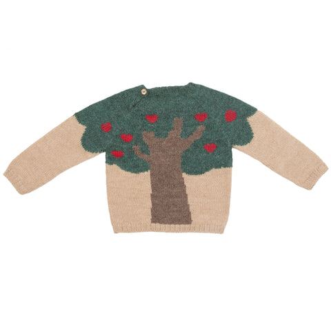Apple tree sweater (NW172)