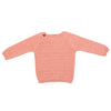 Texture sweater rose (NW189)