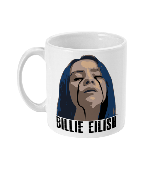 Billie Eilish When The Party's Over Mug