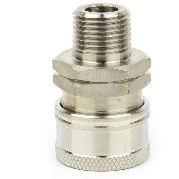 Pressure Washer Hose Fitting Quick Connect NPT Male 3/8