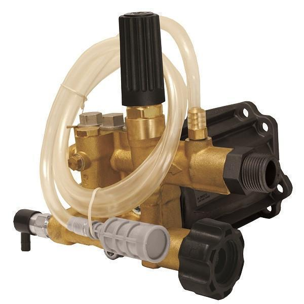 AR RMV25G-24D 2500 PSI 2.5 GPM Pressure Washer Pump Plumbed - US Pressure
