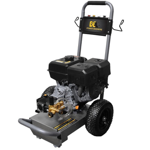 BE Pressure Washer B4015RA PowerEase AR 4 GPM 4000 PSI Direct Drive