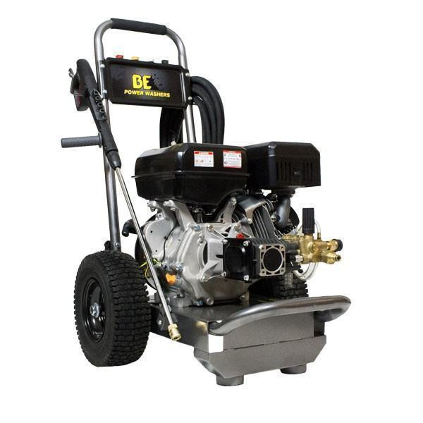 BE Pressure Washer B4015RA PowerEase AR 4 GPM 4000 PSI Direct Drive - US Pressure