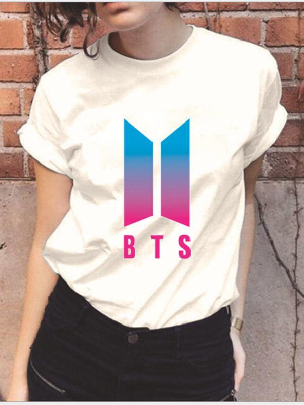 2019 NEW BTS Hot T-shirt