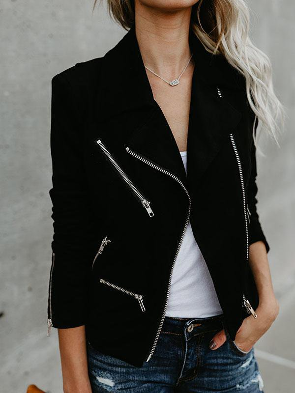 Zipper Jacket