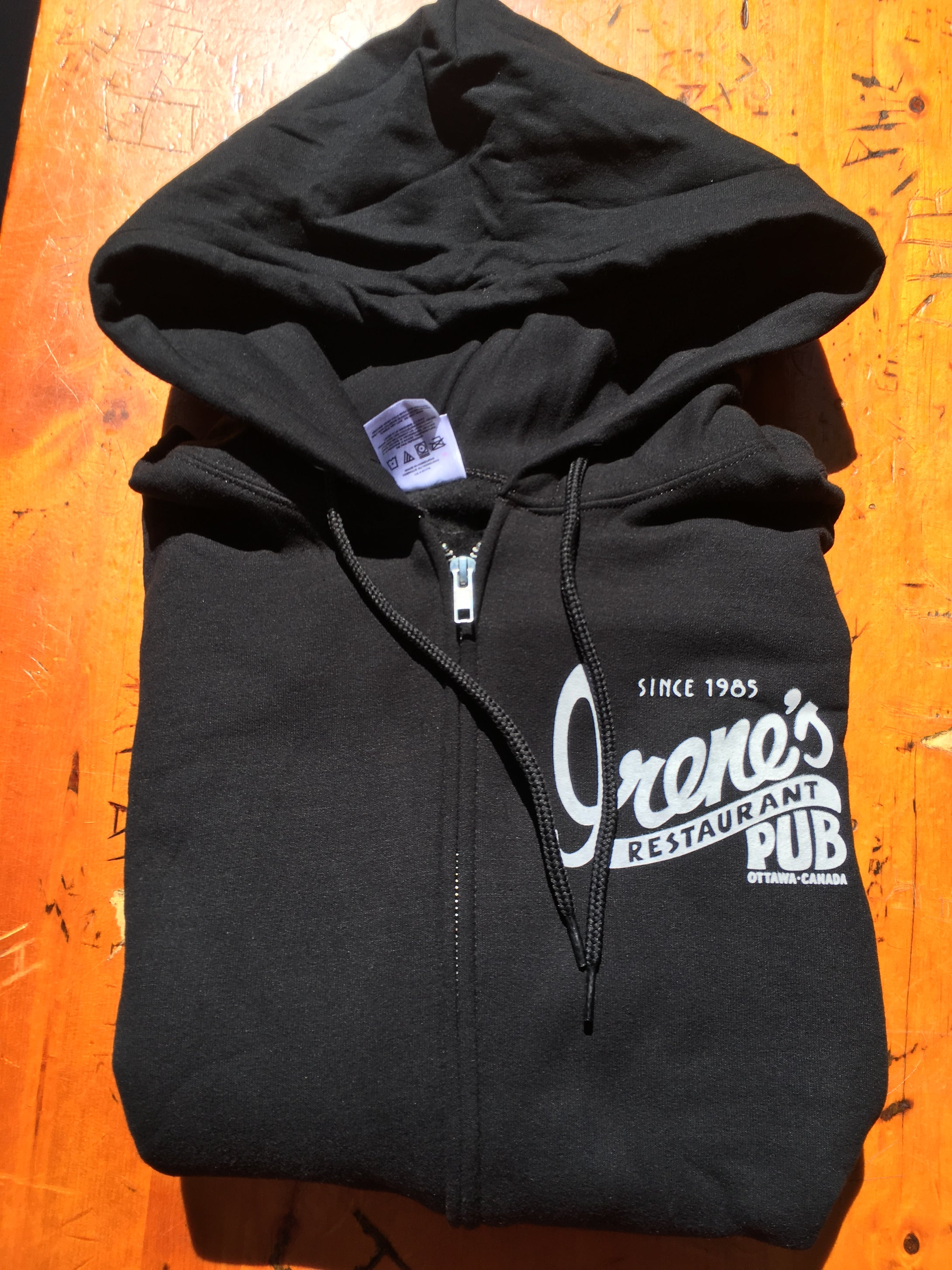 Hoodies  |  Black